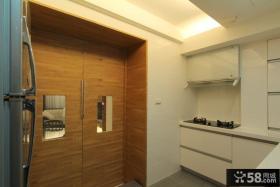 现代家居厨房装修图片欣赏