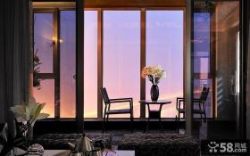 现代风格阳台设计效果图