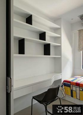 简约设计室内书房图片欣赏大全