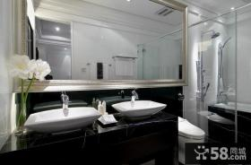 现代风格6平米卫生间装修