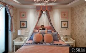 美式家居设计温馨时尚卧室大全