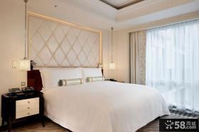 2013优质简约卧室装修设计效果图片