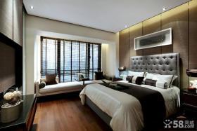 稳重大气现代卧室设计