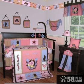 美式风格儿童房装修效果图片欣赏
