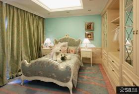儿童房卧室室内装修效果图