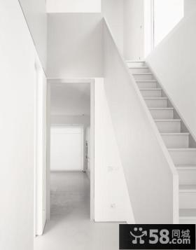阁楼楼梯装修设计图片