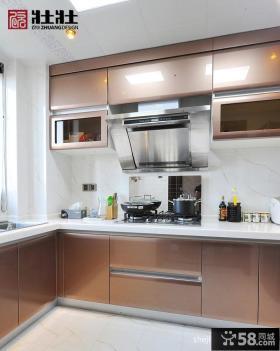2013厨房橱柜装修效果图图片