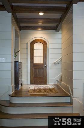 家庭入户玄关装修效果图大全2013图片
