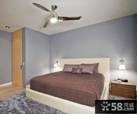 90平米房屋简约卧室装修效果图