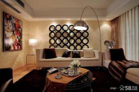 客厅沙发背景墙家装效果图