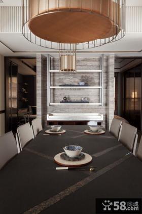 日式风格餐厅图片大全欣赏