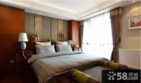 小户型中式装修卧室效果图大全2013图片
