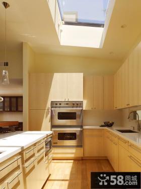 阳台厨房装修效果图大全2014图片