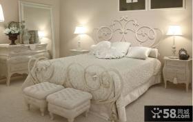欧式小卧室装修设计图