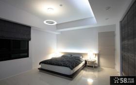 现代简约风格简单卧室设计