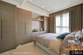 简约风格装修卧室简单设计图