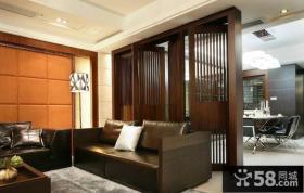 现代中式别墅设计效果图片