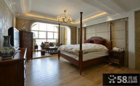 主卧室吊顶装饰效果图欣赏