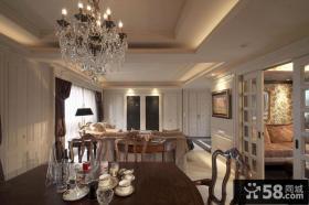 高档装修别墅室内设计