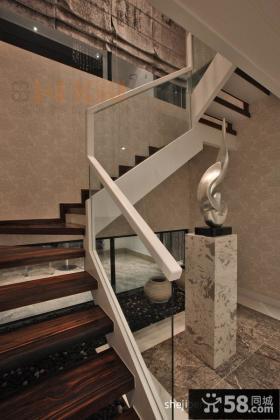 别墅楼梯装修效果图片