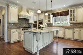 现代家装设计厨房橱柜图片欣赏