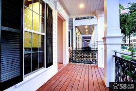 家装景观阳台设计装潢案例