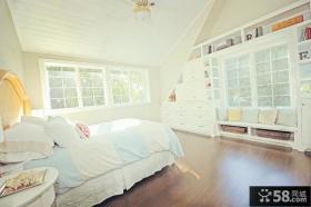 主卧室室内装修效果图欣赏