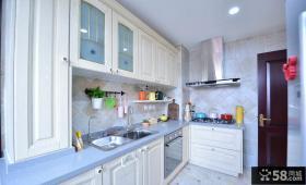 美式风格四居室内厨房装饰效果图