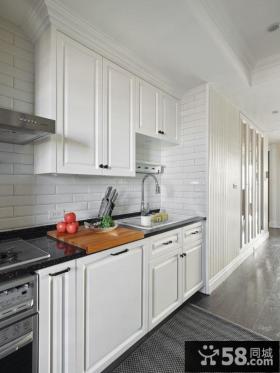 简约现代风格室内厨房图欣赏大全