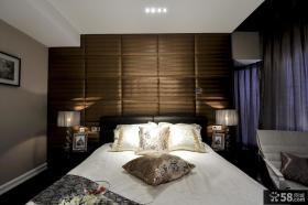 现代简约卧室床头灯具图片欣赏