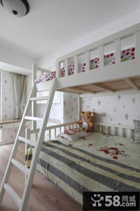 简约设计室内儿童房效果图大全