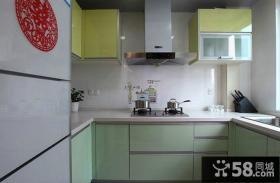 沉稳大气现代家装厨房