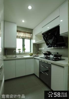 2平米整体厨房装修效果图
