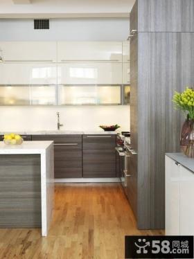 厨房橱柜设计效果图片