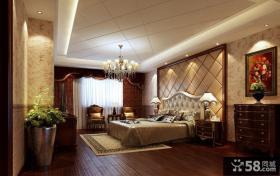 欧式古典主卧室装修图片欣赏