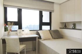 简约风格卧室窗户设计图