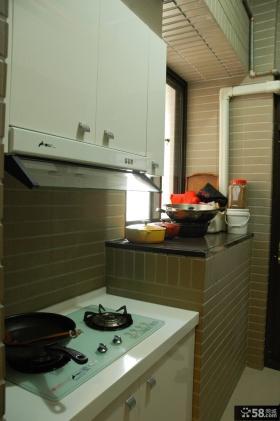 现代奢华家装复式厨房设计