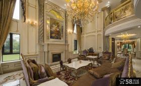 奢华鎏金古典欧式别墅设计