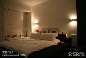 简约10平米卧室装修效果图片