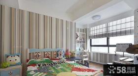 混搭风格室内儿童房图片