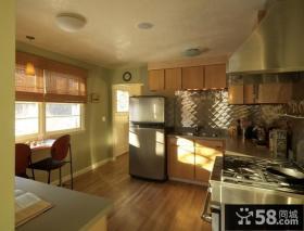 复式厨房装修效果图大全2012图片