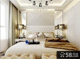 欧式装修效果图 欧式卧室装修效果图