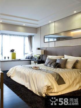 户型样板房卧室装修效果图