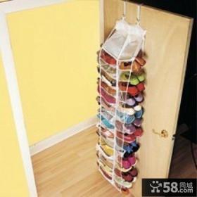家装门口鞋柜图片