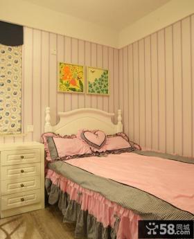 时尚美式风格儿童房设计装修效果图