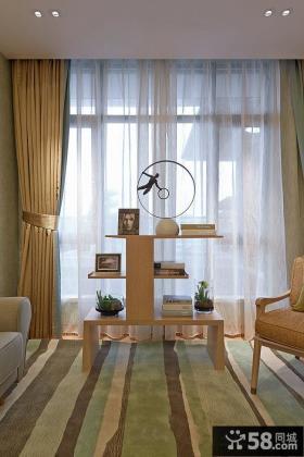 宜家别墅室内实木家具图片