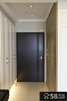 现代风格入户玄关装修图片欣赏