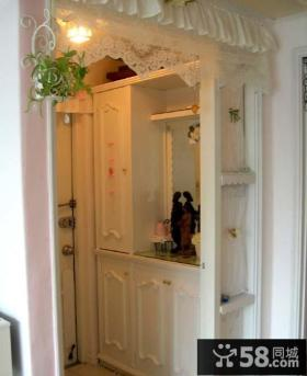 室内玄关鞋柜设计