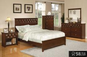 美式风格卧室装饰效果图片大全