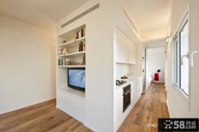 40平米小户型厨房室内设计